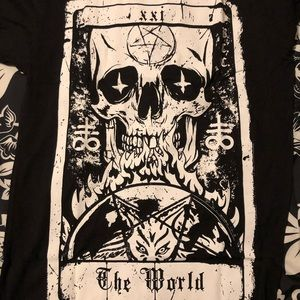 Other - BlackCraft Cult 'The World' Tee